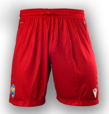 Pantaloncini rossi Spal 2020-21