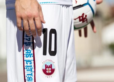 Pantaloncini terza divisa Cittadella 2020-21