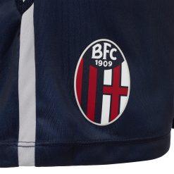 Pantaloncini blu Bologna 2020-21 stemma