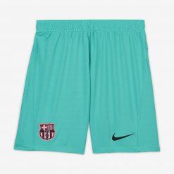Pantaloncini verde acqua Barcellona 2020-21