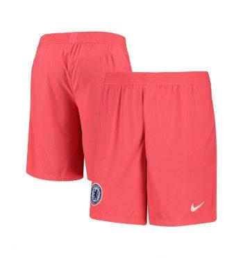 Pantaloncini rossi chelsea terza divisa