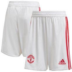 Pantaloncini bianchi Manchester United 2020-21