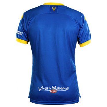 Seconda maglia Parma 2020-2021 blu retro