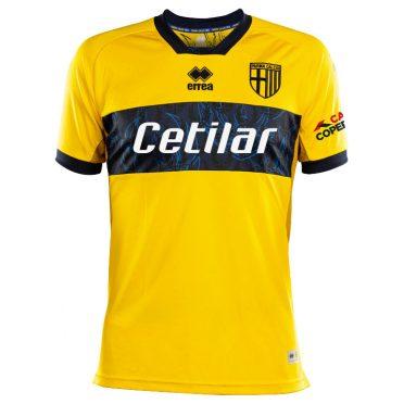 Seconda maglia Parma 2020-2021 gialla