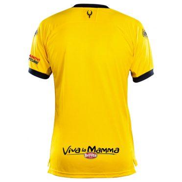 Seconda maglia Parma 2020-2021 gialla retro