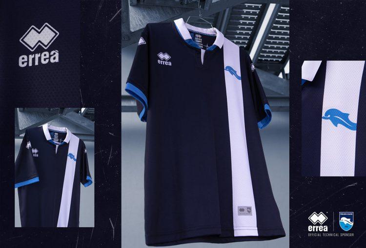 Quarta maglia Pescara blu notte 2020-21