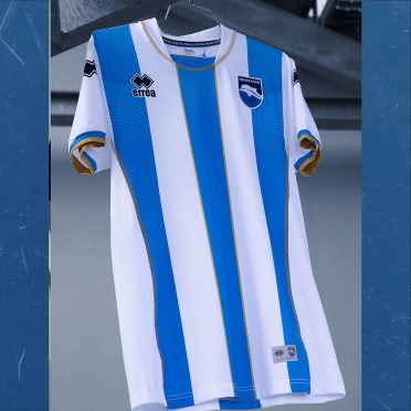 Prima maglia Pescara 2020-2021