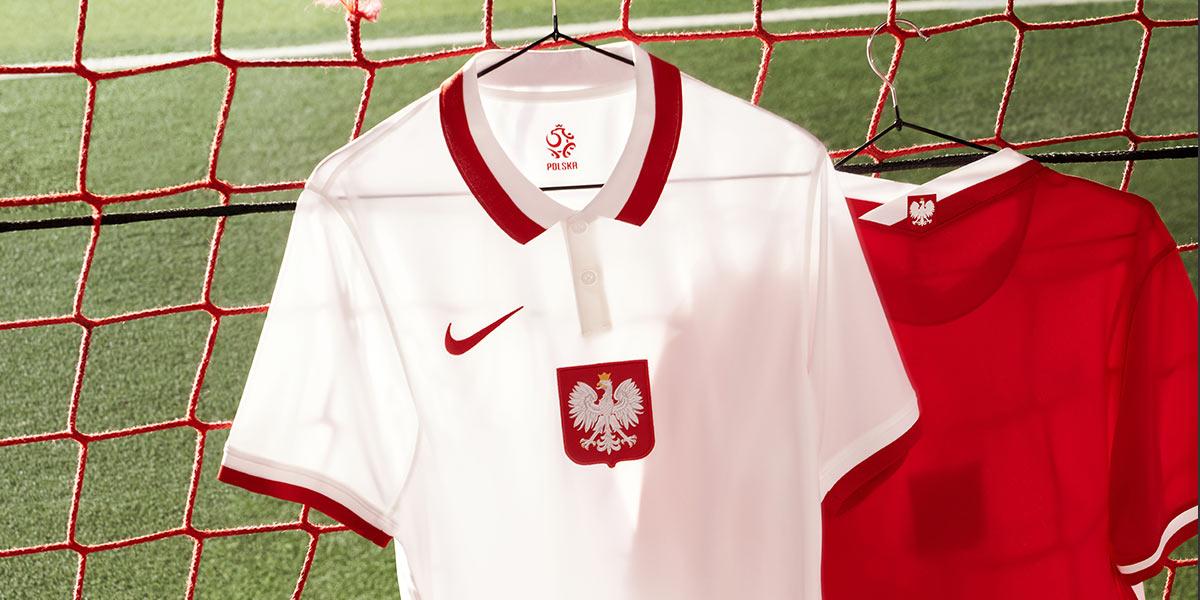 Maglie Polonia 2020-2021 Nike