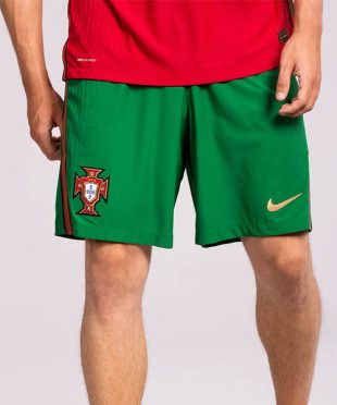 Pantaloncini Portogallo verdi 2020