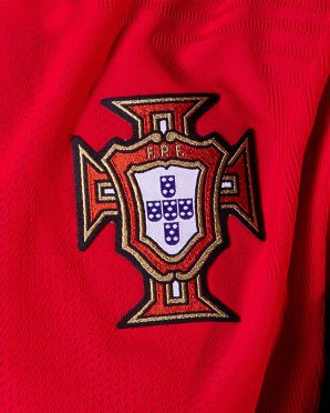 Stemma Portogallo sulla maglia