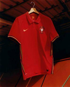 Prima maglia Portogallo 2020-21