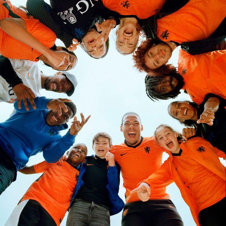 Presentazione nuova maglia Olanda 2020-21 Nike