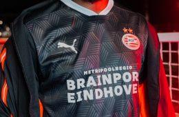 PSV nuova terza maglia 2020-21