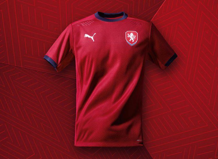 Nuova maglia Repubblica Ceca 2020-21