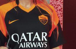 Roma terza maglia 2020-21 Nike