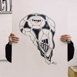 Salvador Dali Football Art Ball