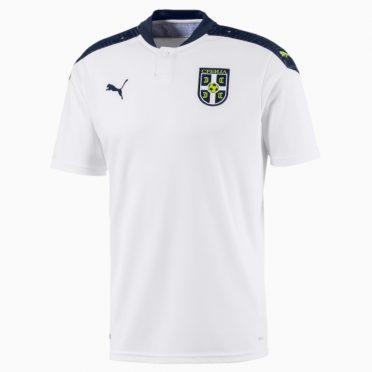 Seconda maglia Serbia 2020-2021