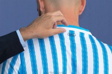 Retro colletto maglia SPAL