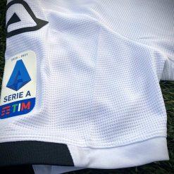 Spezia dettaglio manica Serie A