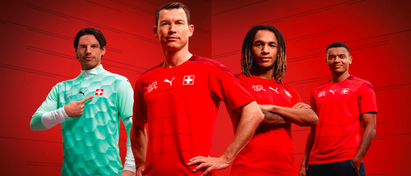 Prima maglia Svizzera 2020-2021