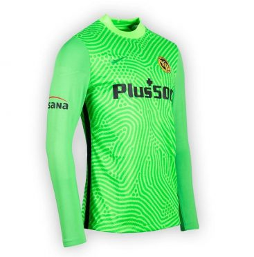 young boys portiere away 2020-2021 laterale