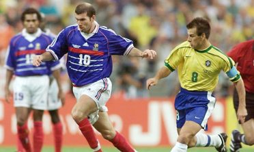 Francia-Brasile, Zidane e Dunga