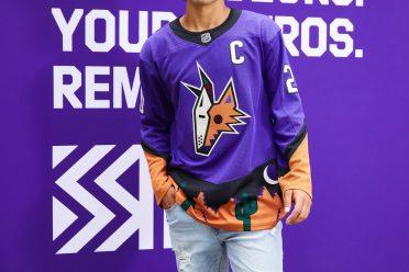 Arizona Coyotes maglia NHL