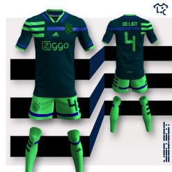 Ajax away Adidas NEOEqt