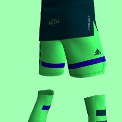 Ajax dettagli Adidas NEOEqt