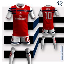 Arsenal home Adidas NEOEqt