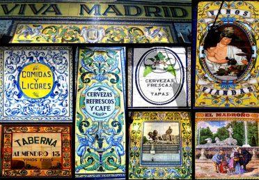 Azulejos Madrid ceramiche