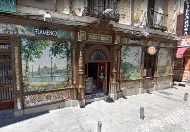 Azulejos a Madrid
