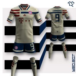Bayern Monaco away Adidas NEOEqt