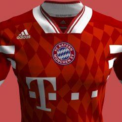 Bayern Monaco dettagli Adidas NEOEqt