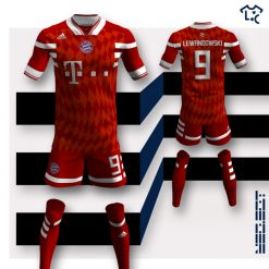 Bayern Monaco home Adidas NEOEqt