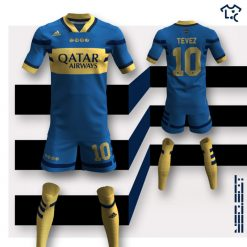 Boca Juniors home Adidas NEOEqt