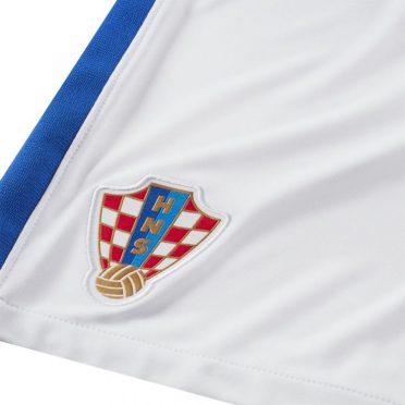 pantaloncini Croazia 2020/21 home