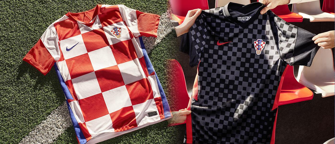 Maglie Croazia 2020-2021