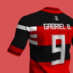 Flamengo dettagli Adidas NEOEqt