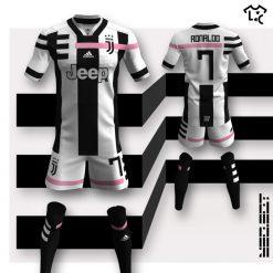 Juventus home Adidas NEOEqt