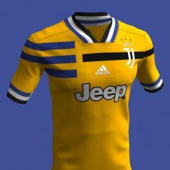Juventus third Adidas NEOEqt