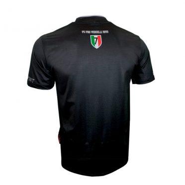 Seconda maglia Pro Vercelli 2020-2021 nera