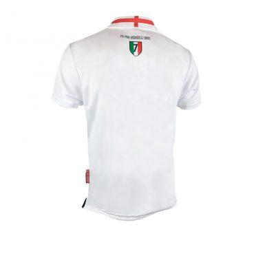 Maglia Pro Vercelli 2020-2021 bianca retro