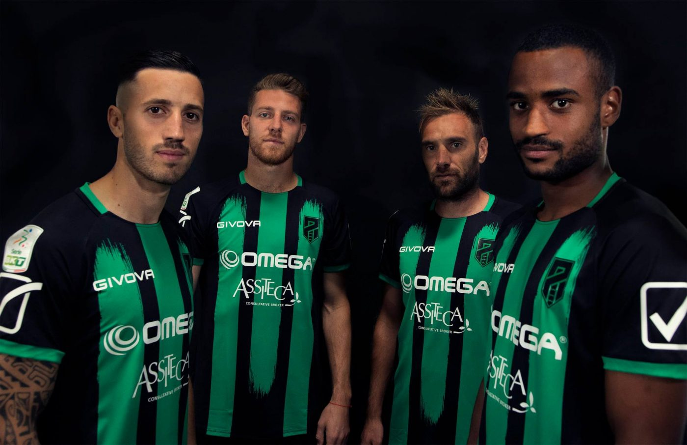 Pordenona nuova maglia 2020-21 Givova