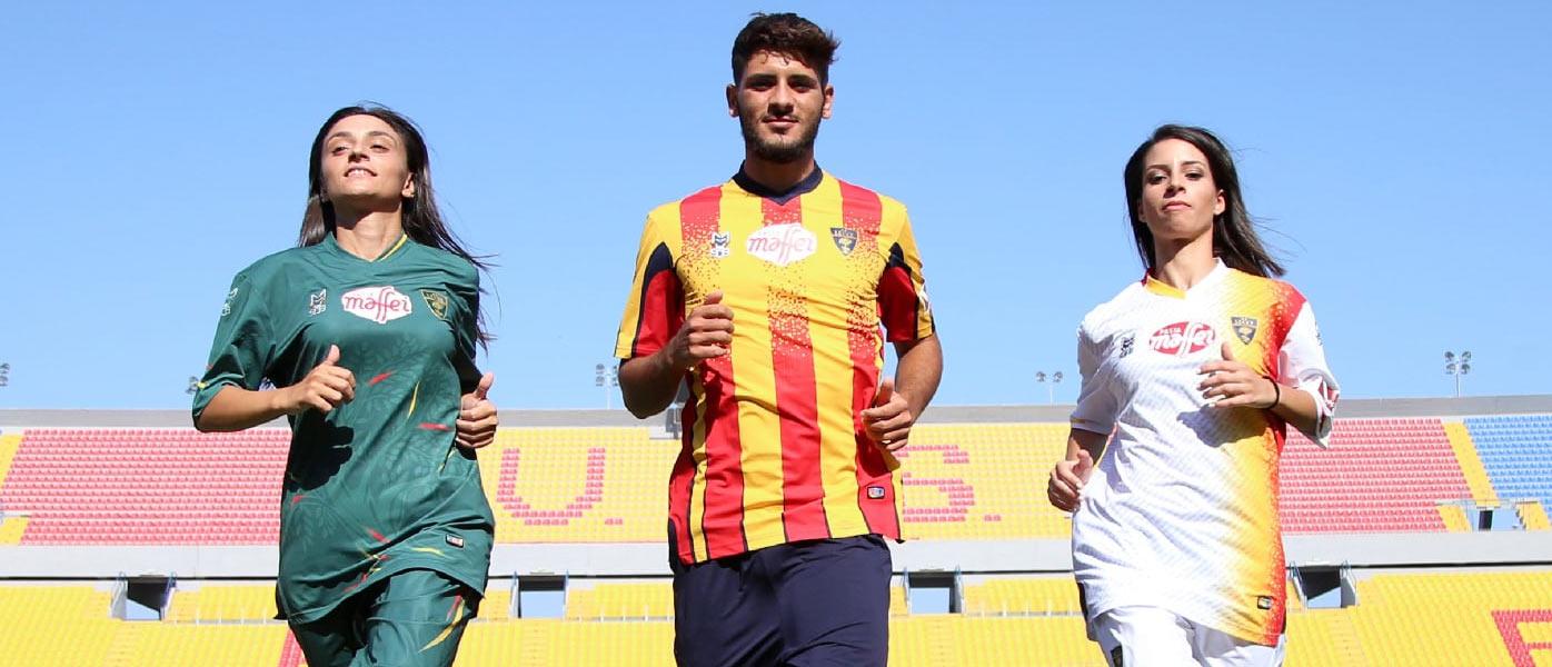 Maglie Lecce 2020-2021