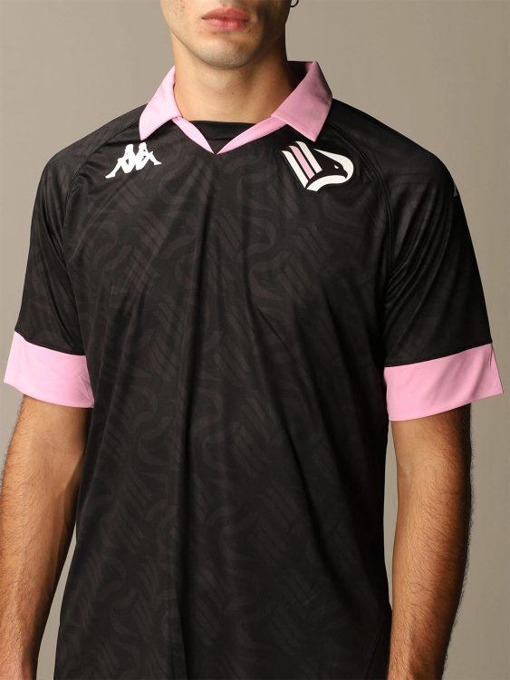 Dettaglio maglia Palermo trasferta