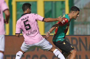 Font Palermo 3D 2020-2021