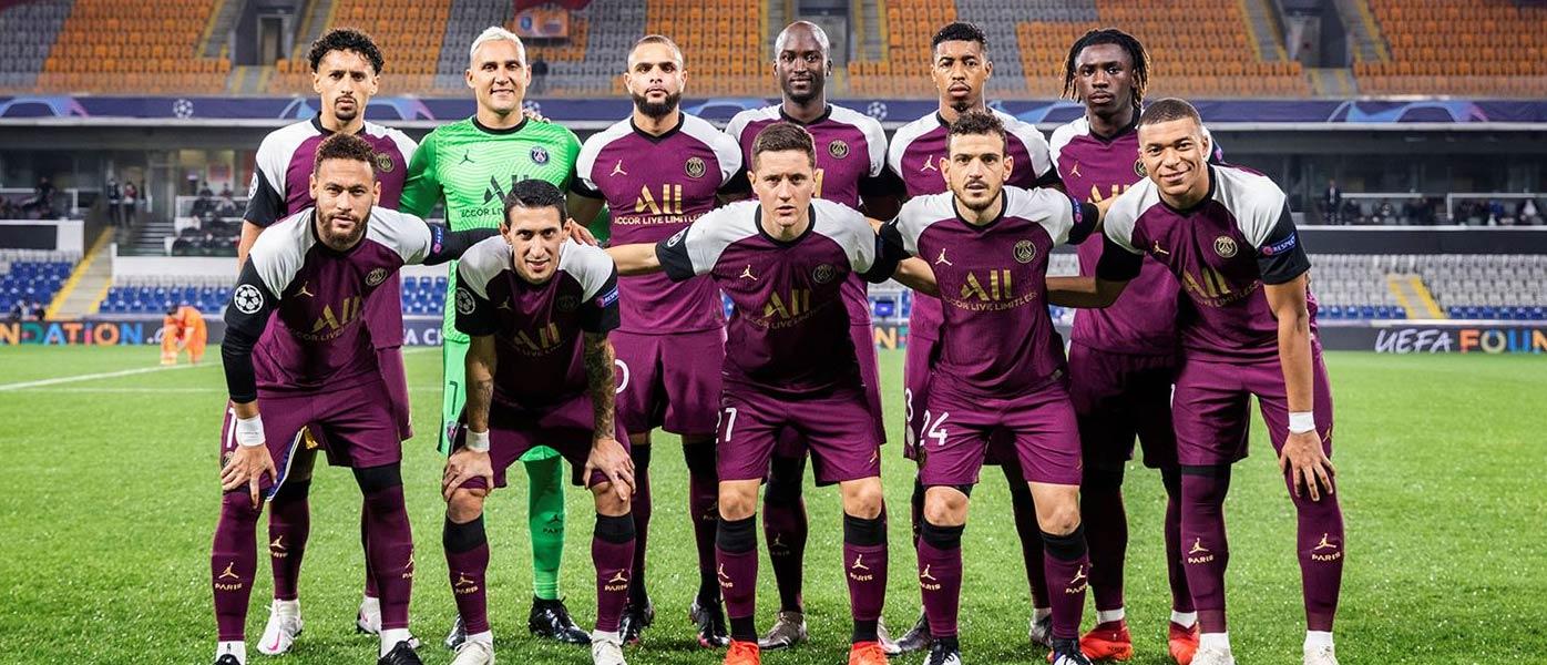 Terza divisa PSG 2020-21 Jordan