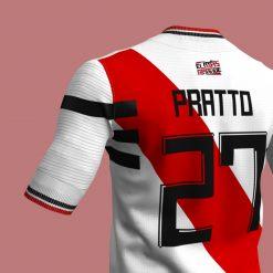 River Plate dettagli Adidas NEOEqt