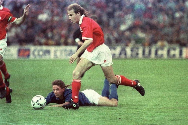 Marc Hottiger Svizzera Italia 1-0